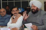 1st Round Table on Drug Menace at Chandigarh
