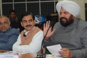 1st Round Table on Drug Menace in Punjab at Chandigarh by Joshi Foundation