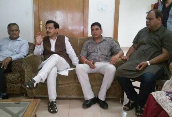 Dasuya Meeting Regarding Drugs Issue
