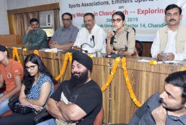 Open School, Parks & Community centers for Neighborhood sports; Joshi Foundation
