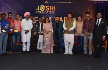 FIRST EDITION OF JOSHI FOUNDATION MEDIA AWARDS PUNJAB 2018 SEES AN ECLECTIC BAG OF JOURNALISTS IN STATE BEING HONORED FOR OUTSTANDING CONTRIBUTION