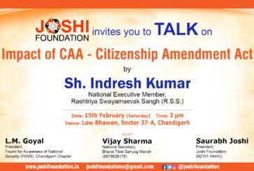 CAA is not new law but an amendment, Indresh Kumar